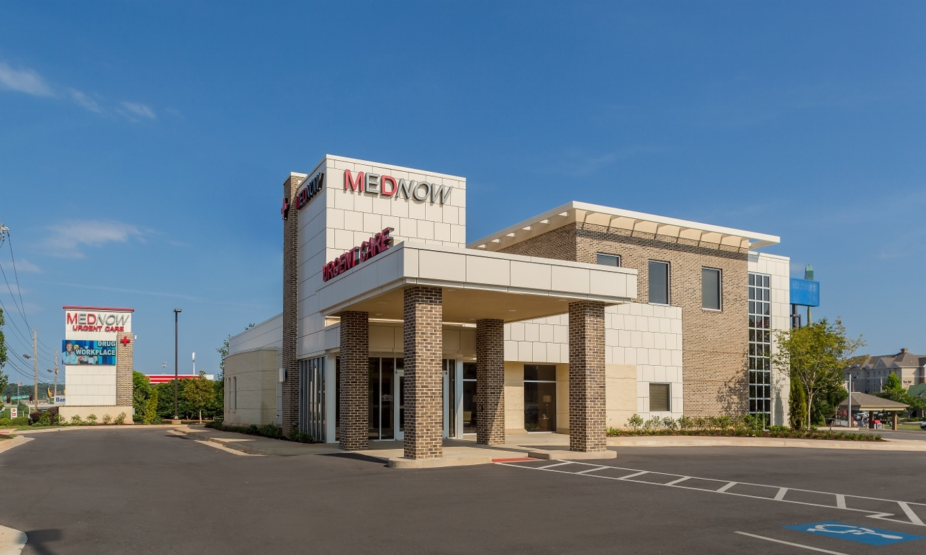 Med Now Washington Road 1 | SD Clifton Construction