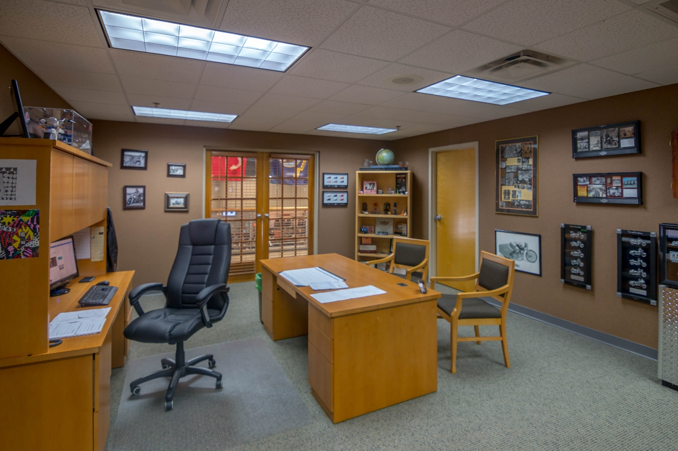 Office HD | SD Clifton Construction