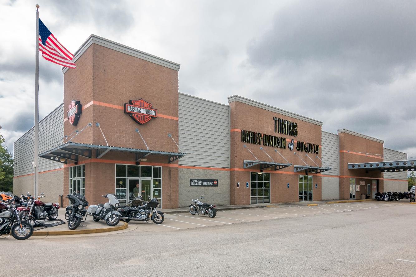 Harley Davidson | SD Clifton Construction