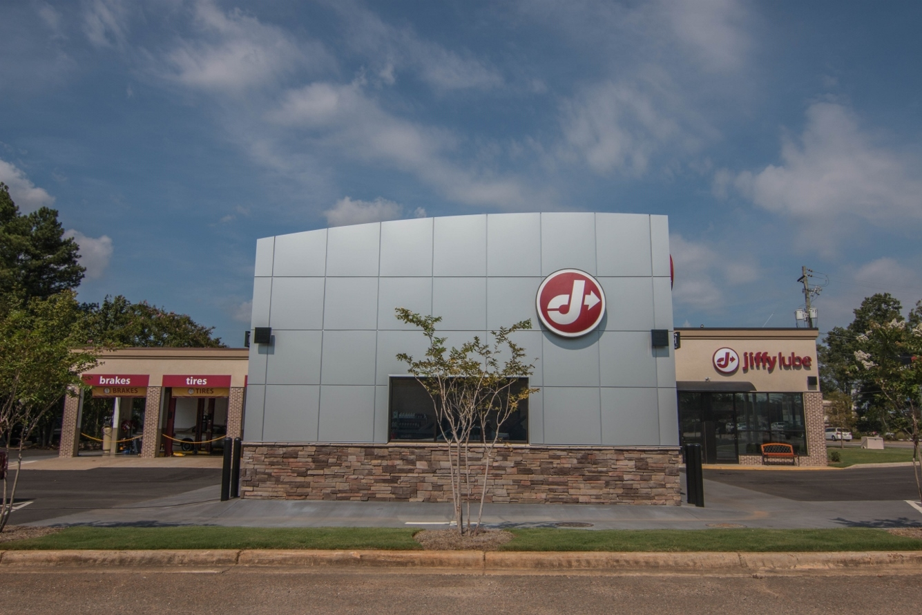 Jiffy Lube Retail | SD Clifton Construction