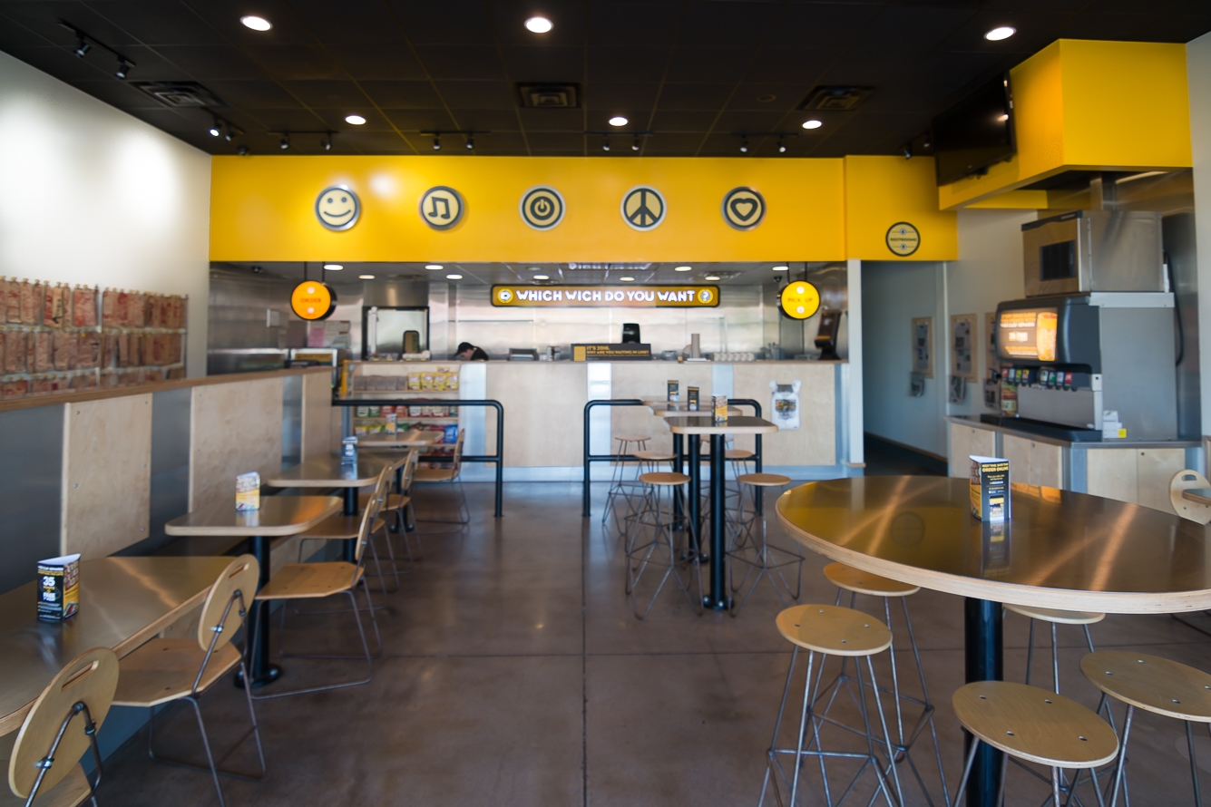 Which Wich 1 | SD Clifton Construction