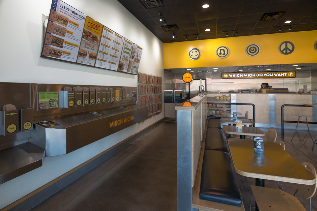 Which Wich 3 | SD Clifton Construction