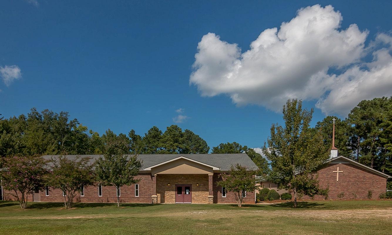 Prince of Peace Lutheran Church 2 | SD Clifton Construction