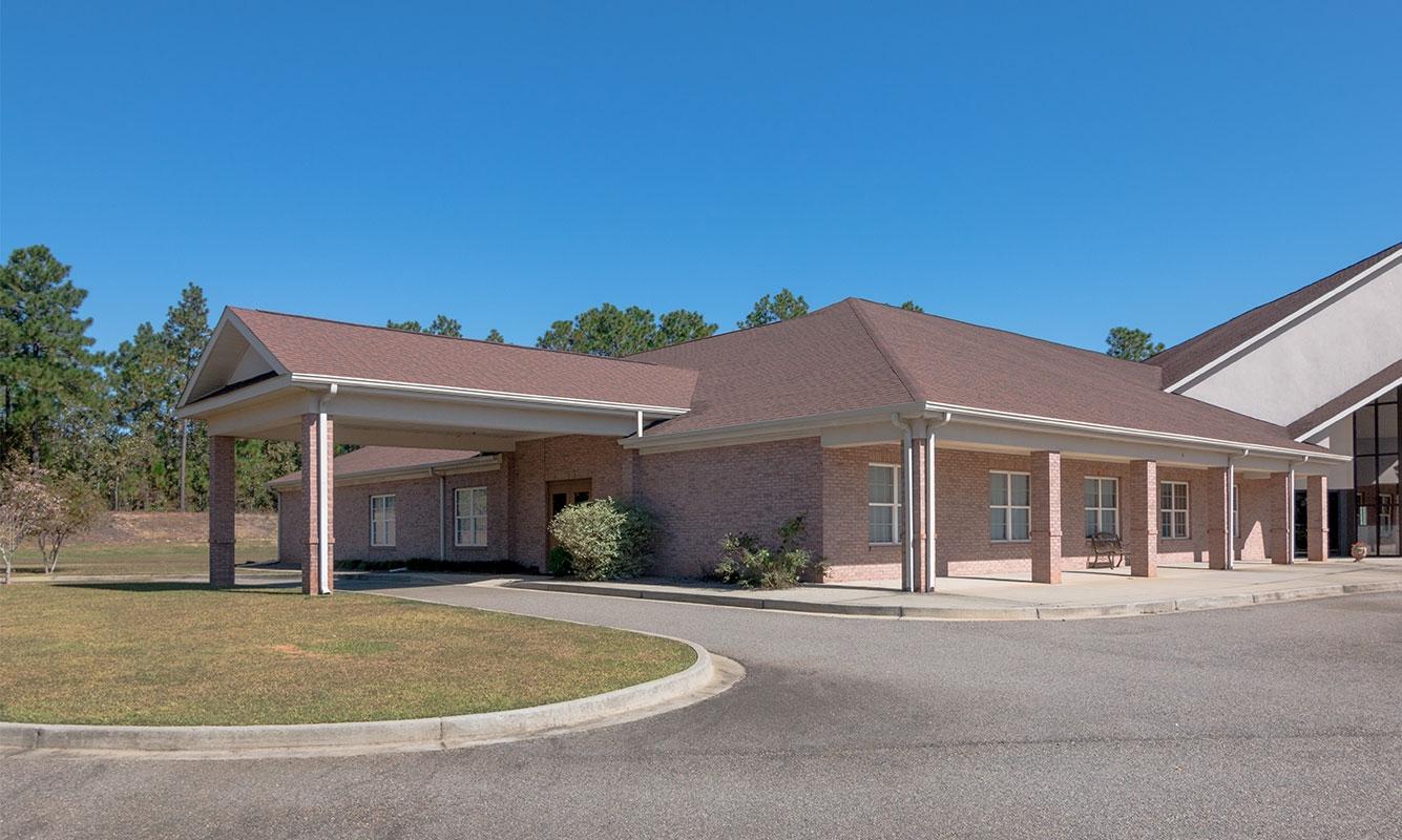 Aiken Church of Christ 1 | SD Clifton Construction