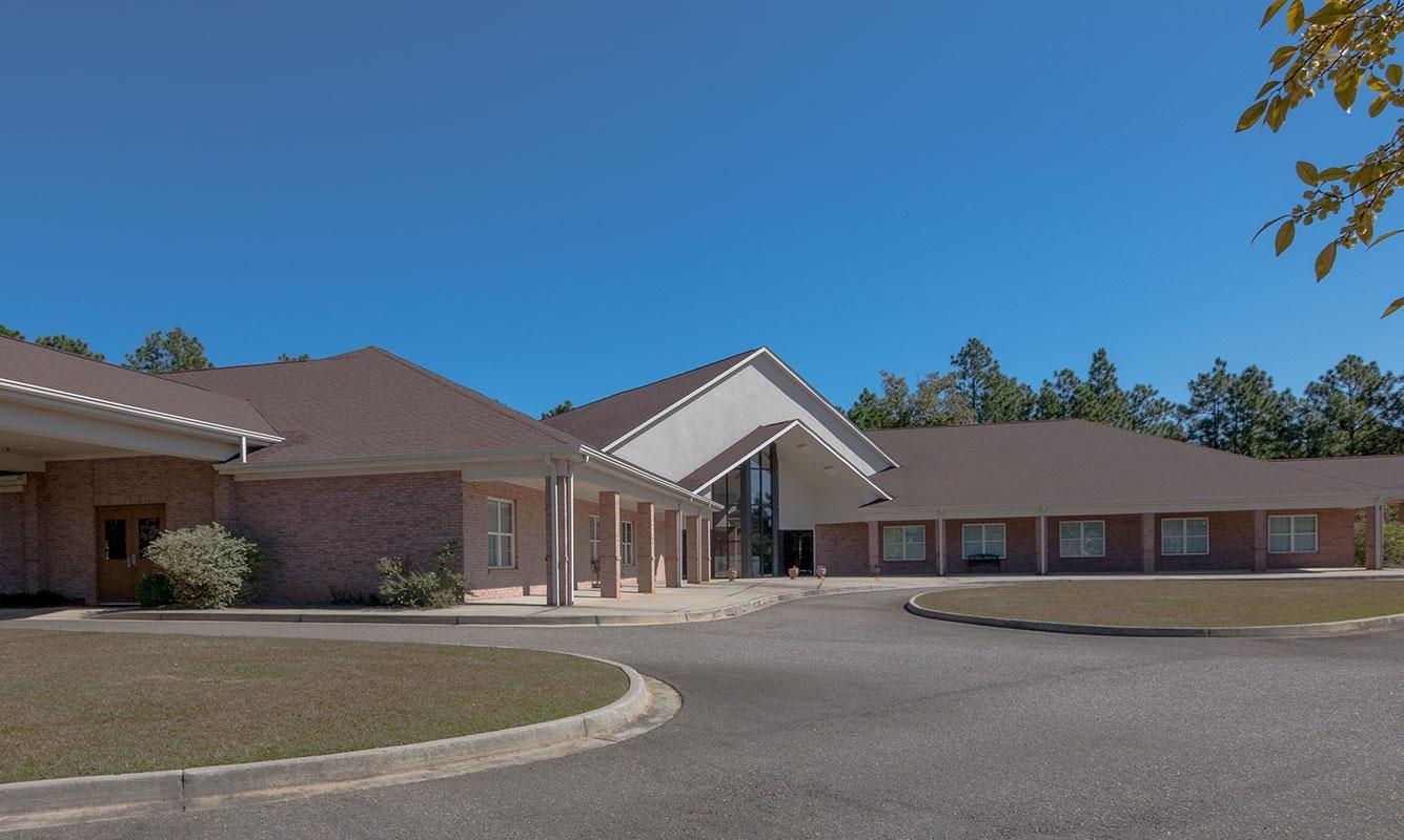 Aiken Church of Christ 3 | SD Clifton Construction