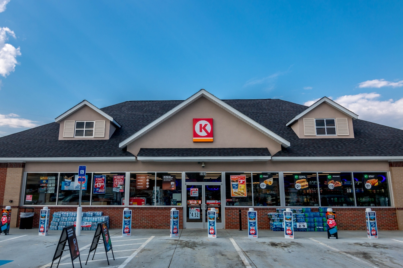 Circle K  Front | SD Clifton Construction