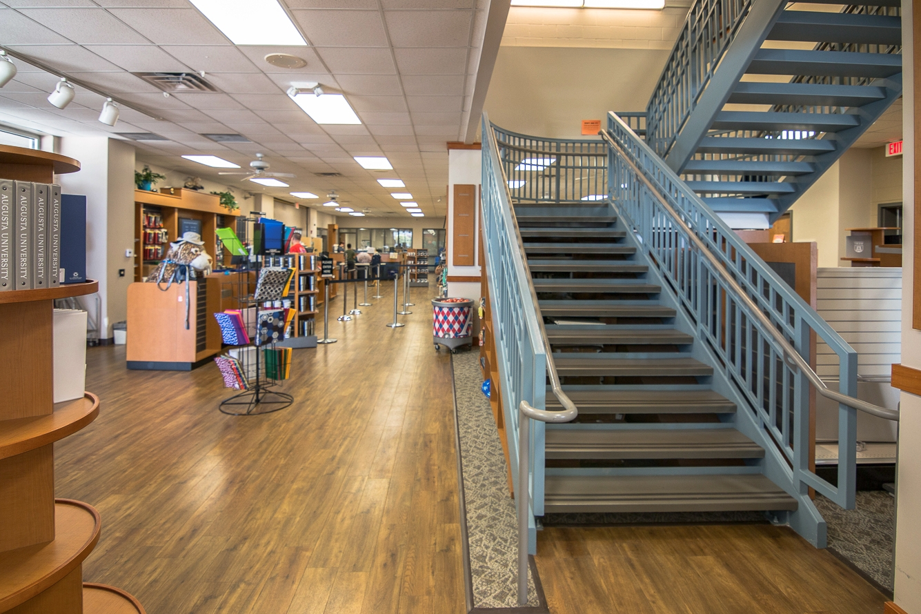 Augusta University Inside | SD Clifton Construction