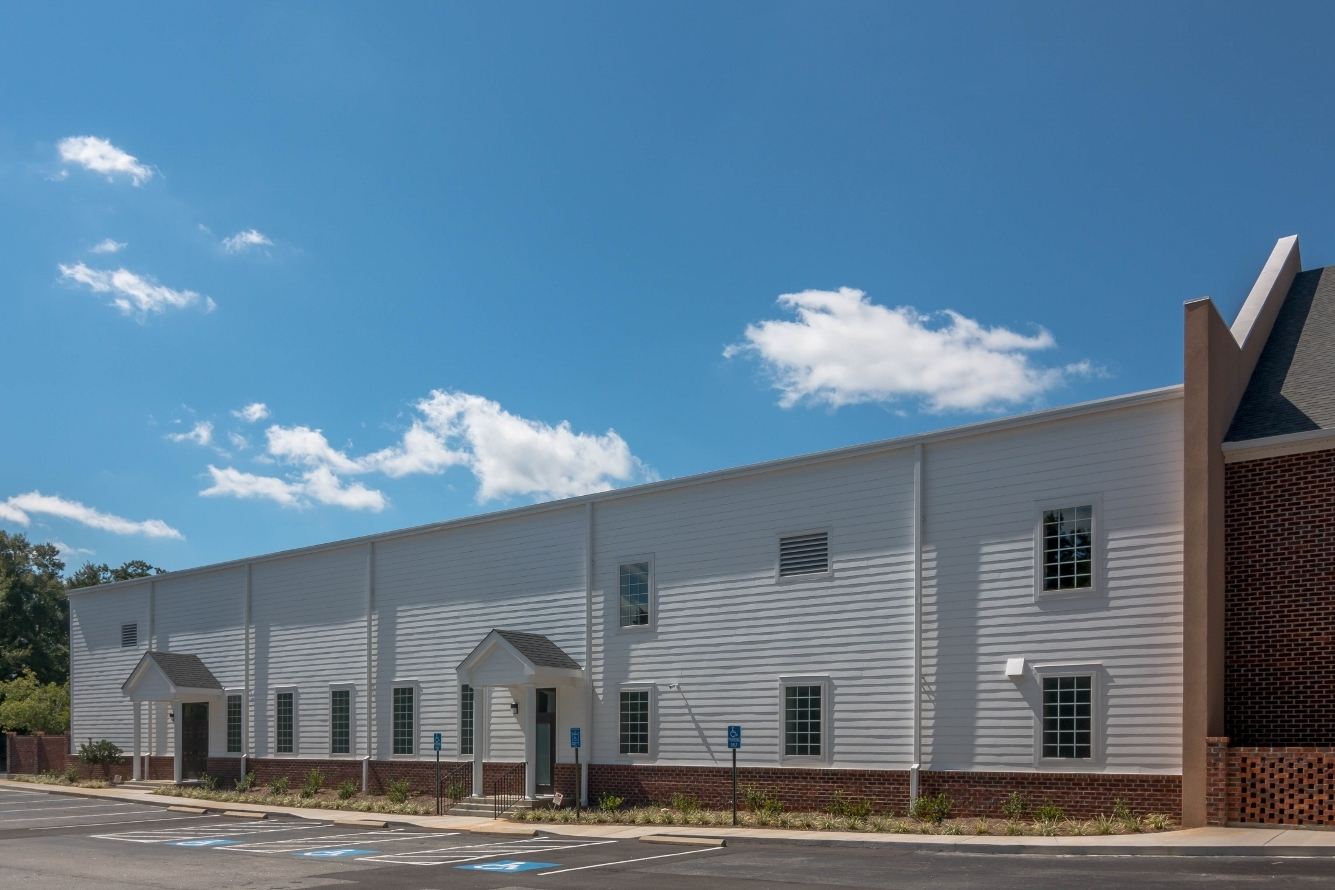 Exterior Addition | SD Clifton Construction