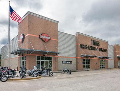 Harley Davidson Preview | SD Clifton Construction