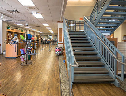 Augusta University Book Store Preview | SD Clifton Construction