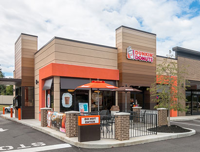 Dunkin Donuts Belair Road Preview | SD Clifton Construction
