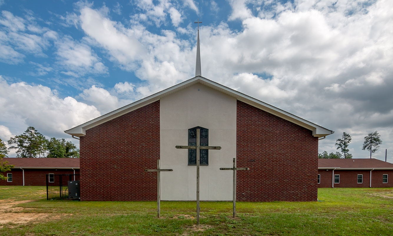 Windsor Springs Baptist Church 1 | SD Clifton Construction
