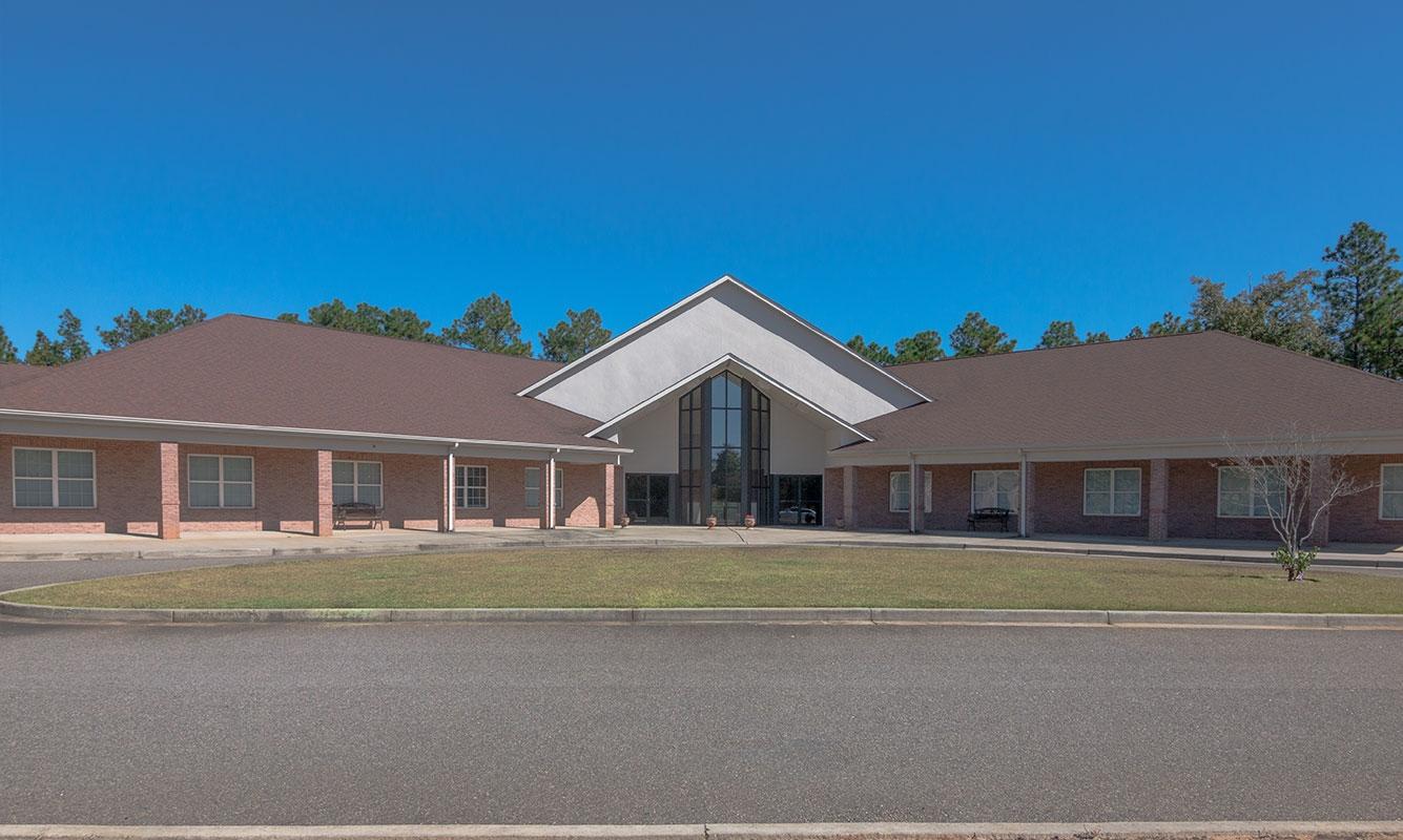 Aiken Church of Christ 2 | SD Clifton Construction
