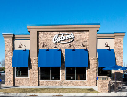 Culver's Preview | SD Clifton Construction