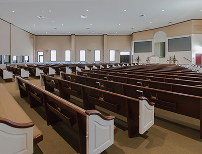 Central Church Preview | SD Clifton Construction