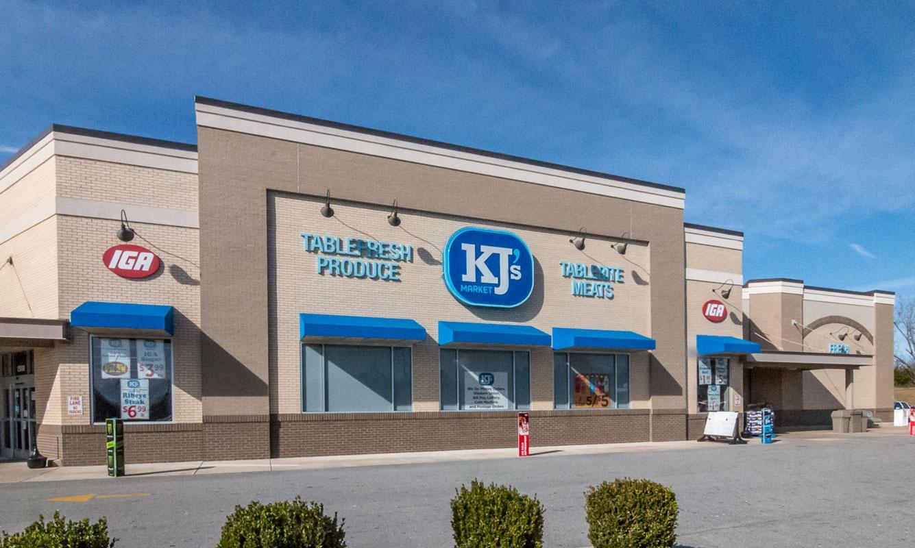 KJ's Market 1 | SD Clifton Construction