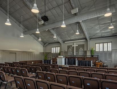 Talatha Baptist Church Main | SD Clifton Construction