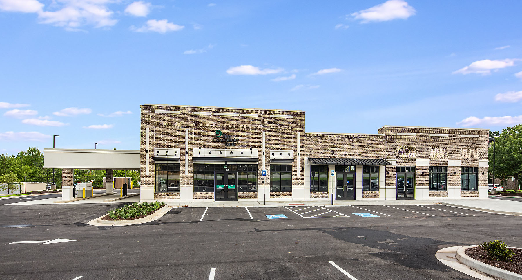 First Community Bank | SD Clifton Construction