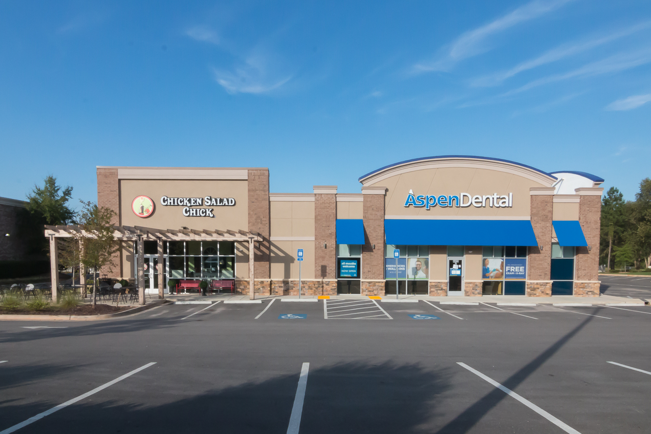 Aspen Dental and Chicken Salad Chick | SD Clifton Construction