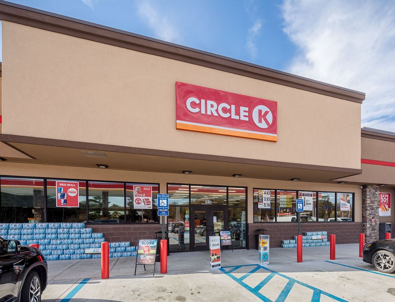 CIRCLE K RIDGELAND EXTERIOR 2 | SD Clifton Construction