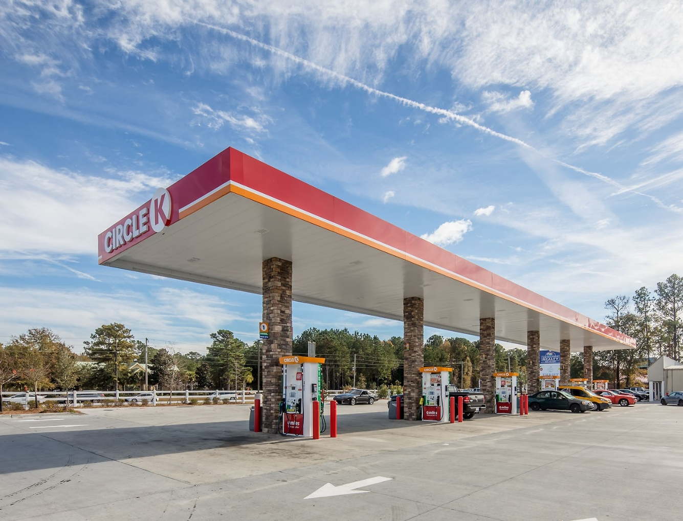 CIRCLE K RIDGELAND EXTERIOR 1 | SD Clifton Construction