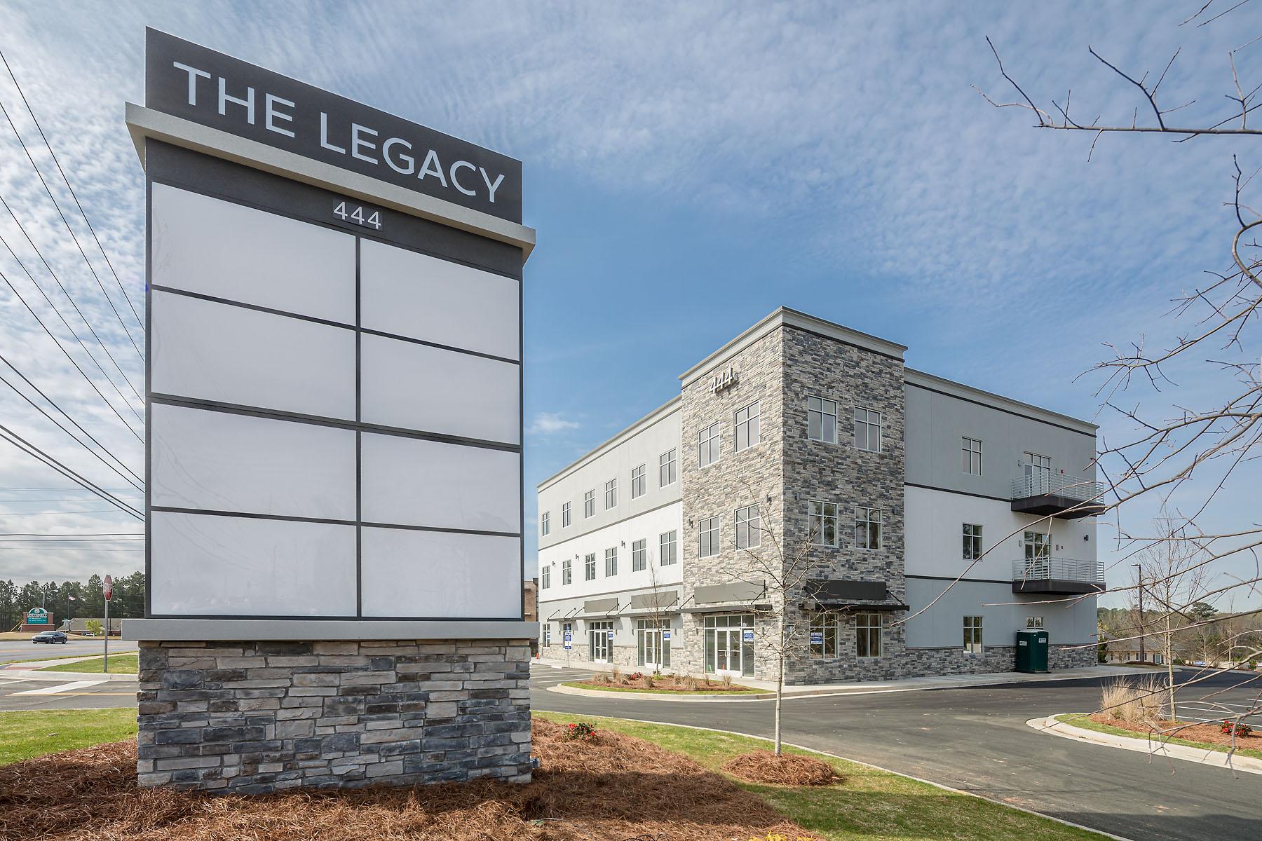Legacy Exterior 1   SD Clifton Construction