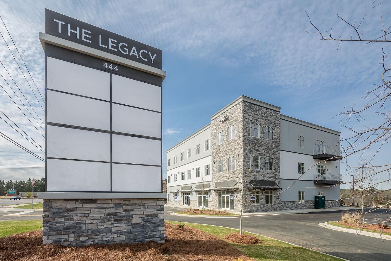 Legacy Exterior 2   SD Clifton Construction