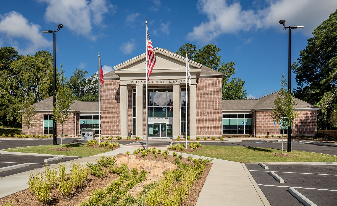 Grovetown Library 1 | SD Clifton Construction