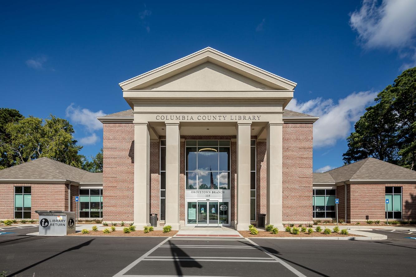 Grovetown Library 2 | SD Clifton Construction