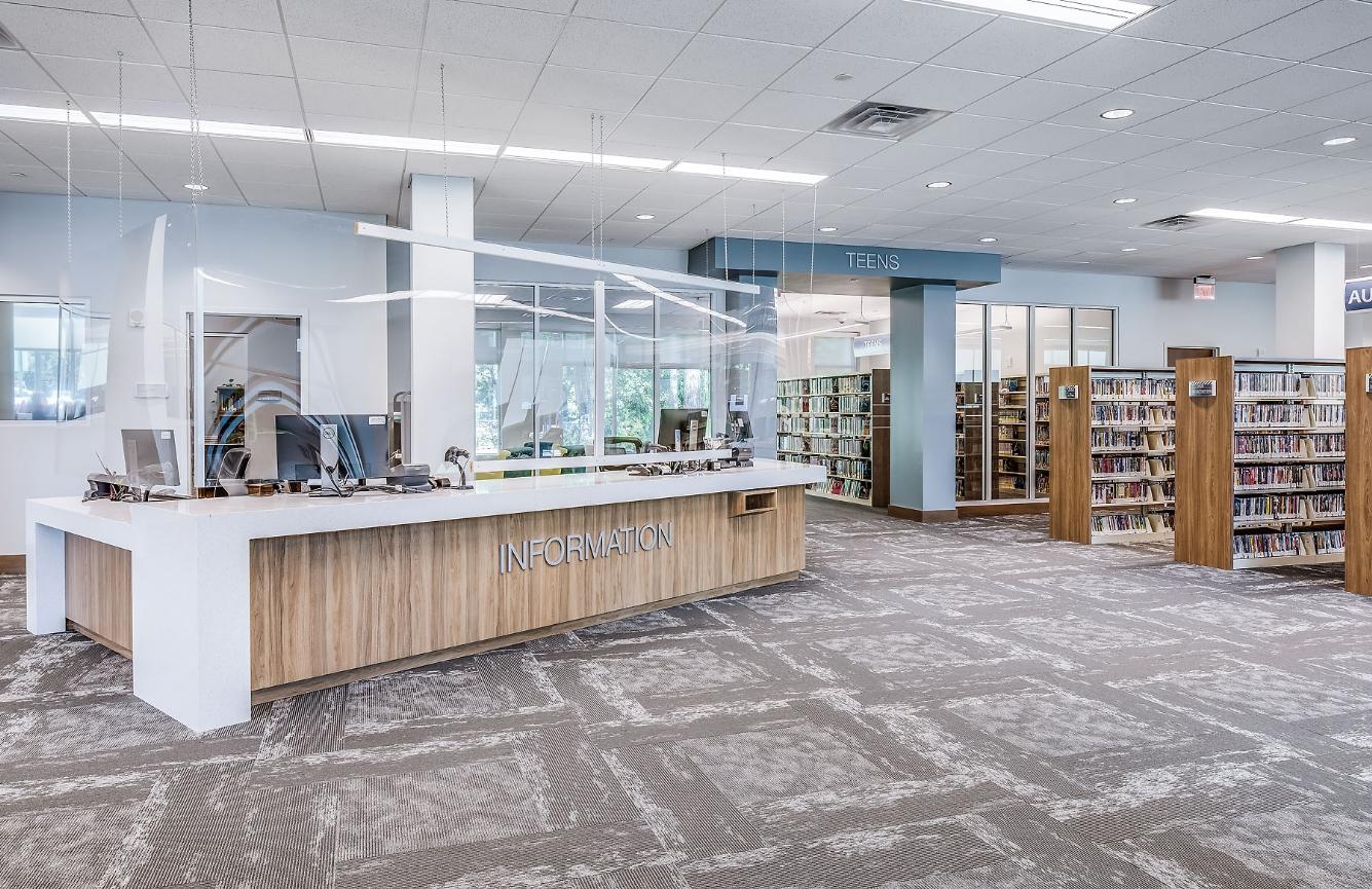 Grovetown Library 5 | SD Clifton Construction
