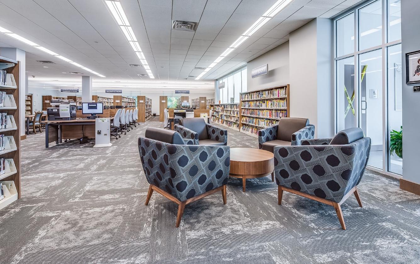 Grovetown Library 6 | SD Clifton Construction
