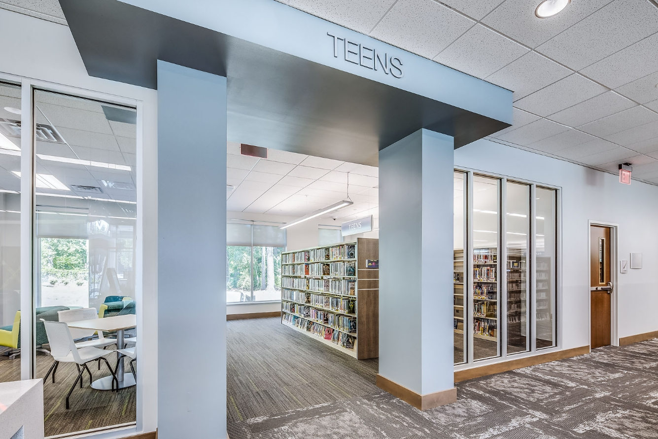 Grovetown Library 7 | SD Clifton Construction